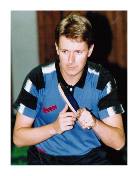 Vereinsmeister 1993 - Frank Gullberg