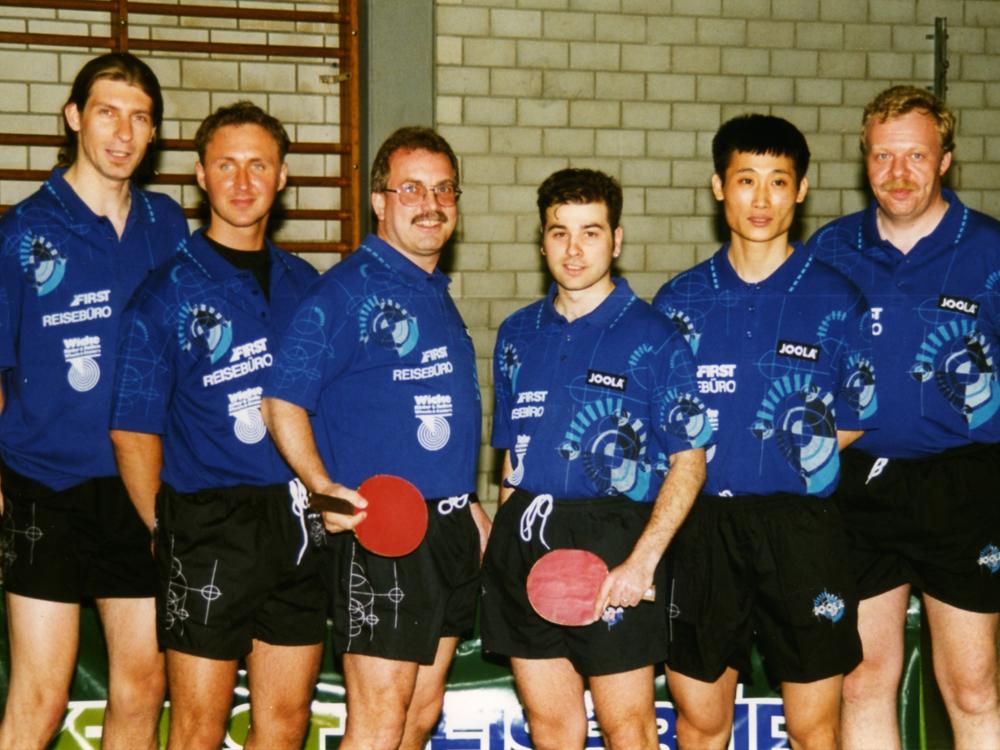 1. Mannschaft 1998 - 2000