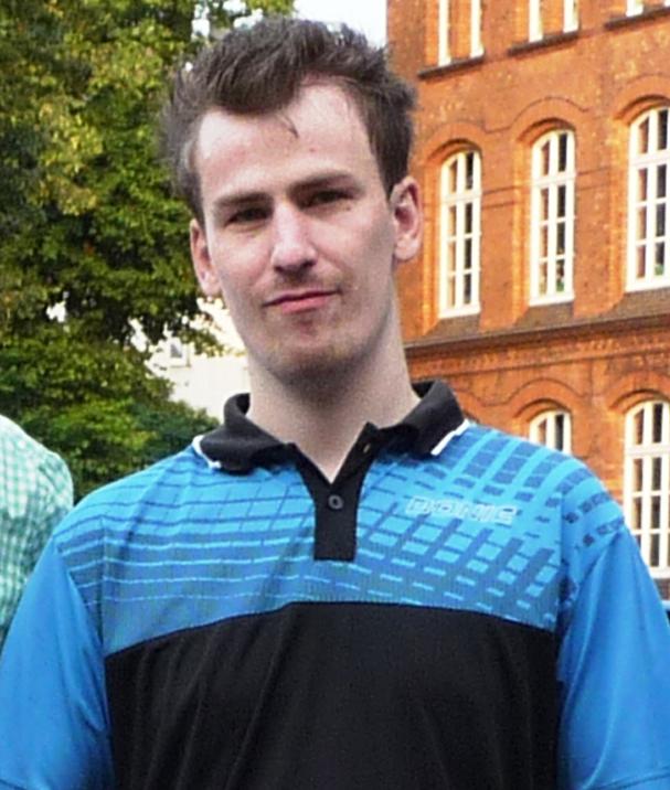 Vereinsmeister 2017 Patrik Schoof