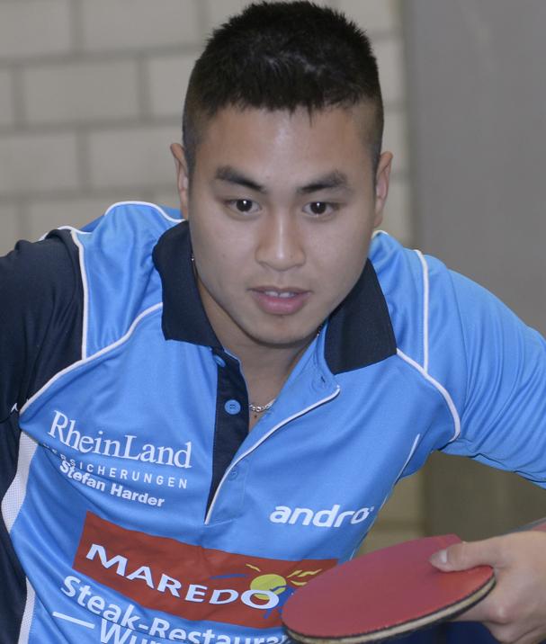 Vereinsmeister 2014 Minh Tran Le