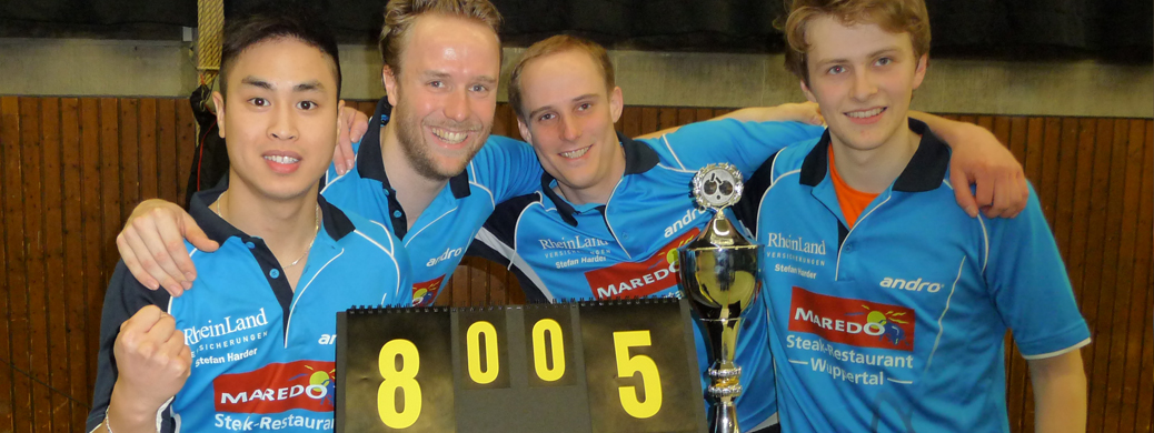 ASV Wuppertal Tischtennis Termine