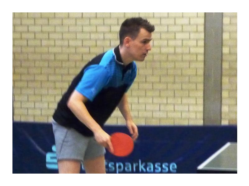 Vereinsmeister 2017 - Patrik Schoof