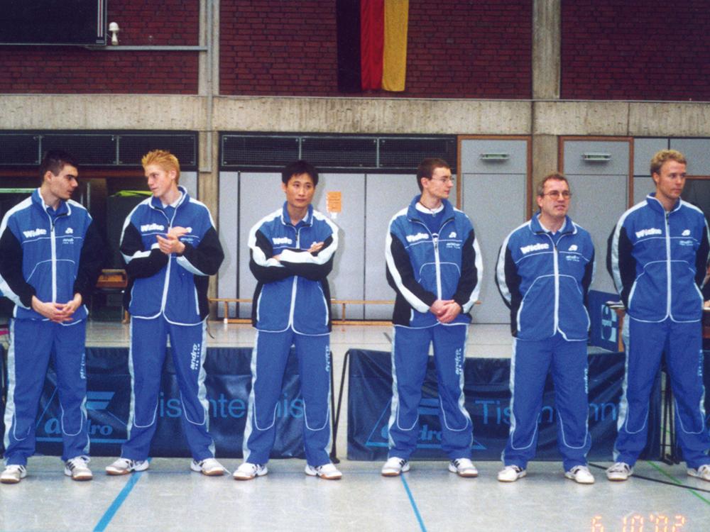 1. Mannschaft 2002/03