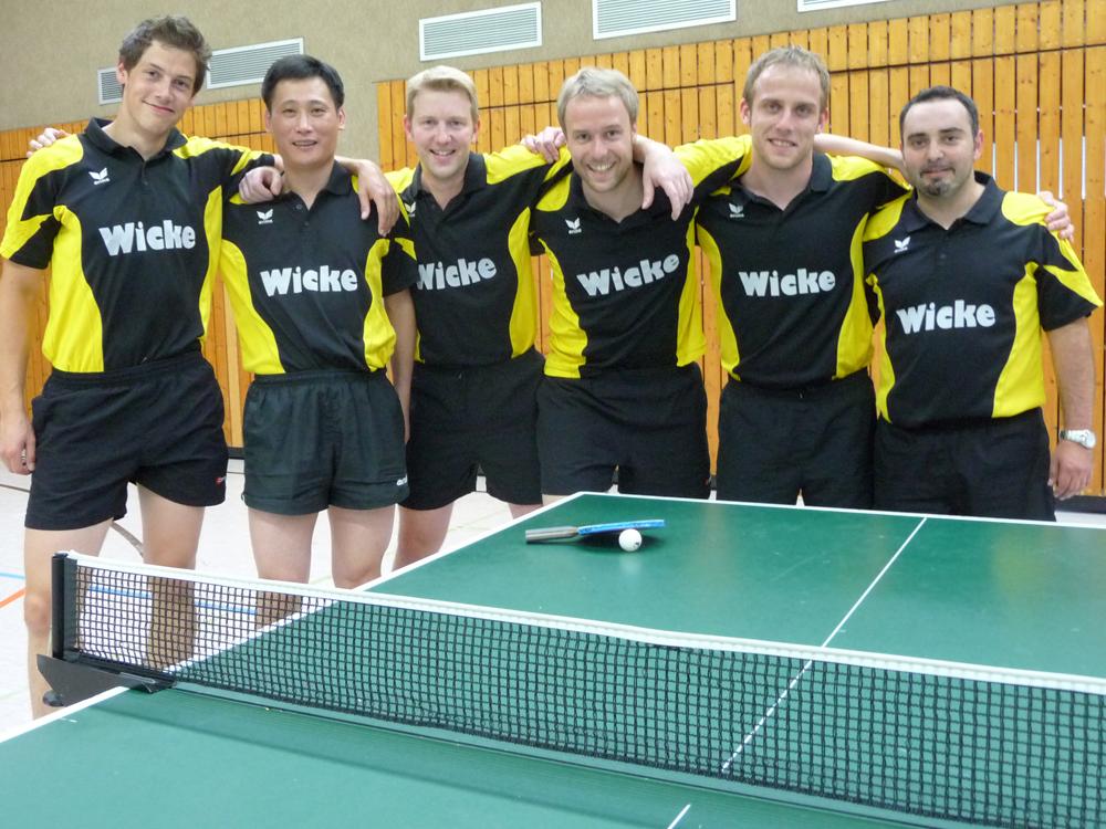 1. Mannschaft 2009/10