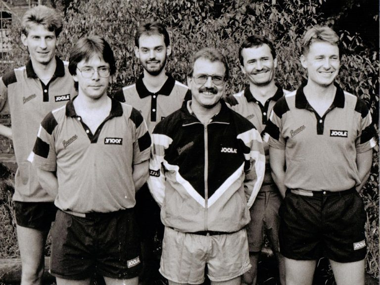 1. Mannschaft Regionalliga 1994-95