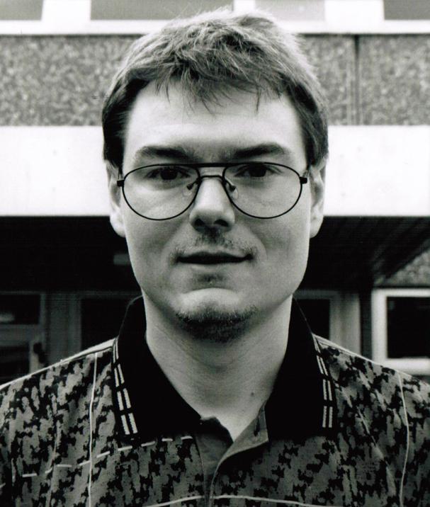 Vereinsmeister 2000 und 2001 Christian Franzel