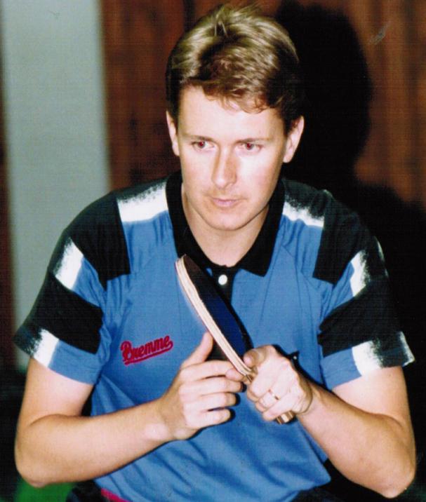 Vereinsmeister 1993 Frank Gullberg