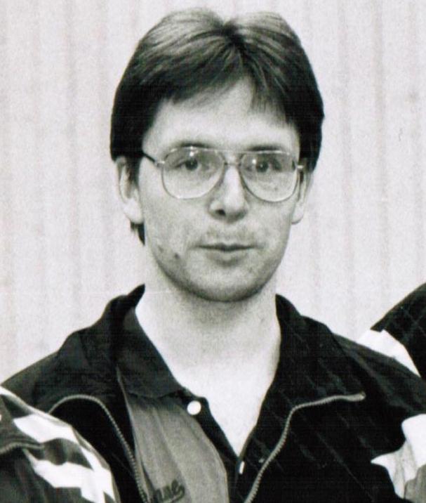 Vereinsmeister 1995 und 1996 Frank Hesselnberg
