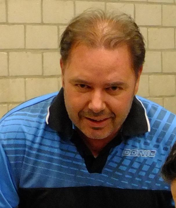 Vereinsmeister 2002, 2006 und 2008 Roderich Trapp