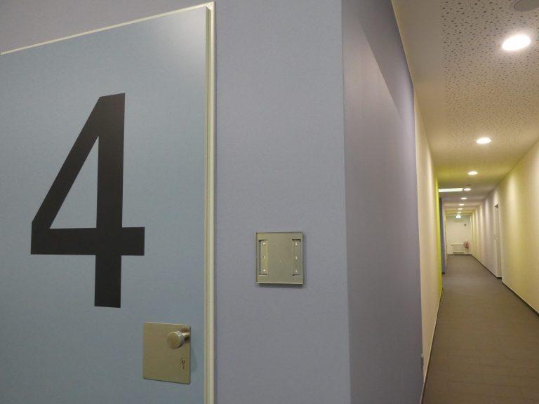 Symbolfoto Halle 4